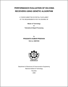 thesis on cdma system Performance of wireless ds-cdma system with fading a thesis submitted by nigar sultana 200616026 himika rahman 200616032 in partial fulfillment of the requirement for the degree of.