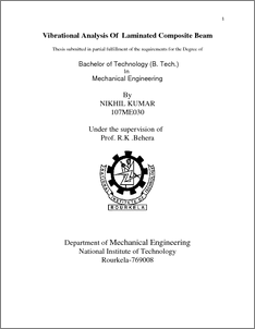 nitrkl thesis Asmenitrkl@gmailcom american society of mechanical engineers is a not-for-profit membership organization that enables collaboration e-thesis hostel.