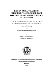 digital pll thesis