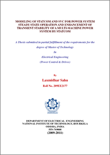 Phd thesis on optimal power flow